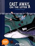 Cast Away on the Letter A HC (2014 A Toon Book) A Philemon Adventure 1-1ST