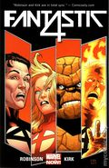 Fantastic Four TPB (2014-2015 Marvel NOW) By James Robinson 1-1ST