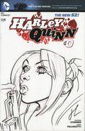 Harley Quinn (2013) 0C.SKETCH