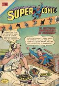 Supercomic (1967 Editorial Novaro) Superman Mexican Series 32