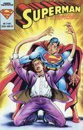 Superman (1990) Polish Series 1991, #7