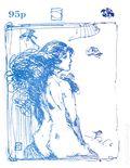 Jeffrey Jones Mini-Sketchbook (Pirate Parrot) NN