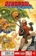 Deadpool (2012 3rd Series) Bi-Annual 1