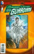 Green Lantern New Guardians Future's End (2014) 1A