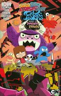 Super Secret Crisis War Fosters Home for Imaginary Friends (2014 IDW) 1SUB
