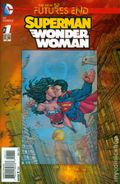 Superman Wonder Woman Future's End (2014) 1A