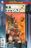 Teen Titans Future's End (2014) 1B