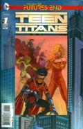 Teen Titans Future's End (2014) 1A