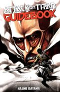 Attack on Titan Guidebook: Inside and Outside SC (2014 Kodansha) 1-1ST