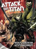 Attack on Titan Before the Fall SC (2014 Vertical Novel) 1-1ST
