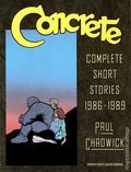 Concrete Complete Short Stories TPB (1990-1996 Dark Horse) 1st Edition 1-1ST