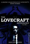 Lovecraft Anthology TPB (2012 Abrams) 1-REP