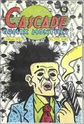 Cascade Comix Monthly (1978) Fanzine 11/12