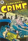 Corporate Crime Comics (1977 Kitchen Sink) #2, 1st Printing