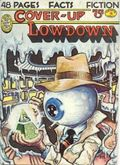 Cover-Up Lowdown (1977) #1, 1st Printing