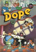 Dope Comix (1978) #1, 2nd Printing