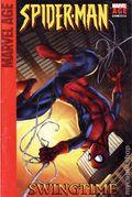 Marvel Age Spider-Man Swingtime SC (2004 Marvel) A Target Saddle-Stitched Collection 1-1ST