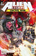 Alien Legion Uncivil War (2014) 4
