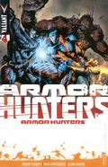 Armor Hunters (2014 Valiant) 4C