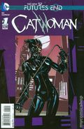 Catwoman Future's End (2014) 1B