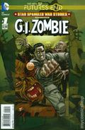 Star Spangled War Stories Gi Zombie Futures End (2014) 1B