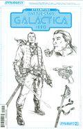 Steampunk Battlestar Galactica 1880 (2014 Dynamite) 2B