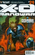 X-O Manowar (2012 3rd Series Valiant) 29A