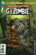 Star Spangled War Stories Gi Zombie Futures End (2014) 1A