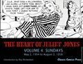Heart of Juliet Jones Dailies TPB (2008- Classic Comics Press) By Stan Drake 4-1ST