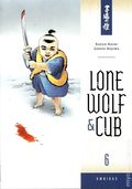 Lone Wolf and Cub Omnibus TPB (2013-2016 Dark Horse) 6-1ST