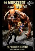 Of Monsters and Men GN (2014 Moonstone) Pulp Heroes vs. Hellspawn 1-1ST
