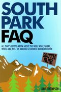 South Park FAQ SC (2014 Applause) 1-1ST