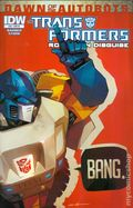 Transformers (2012 IDW) Robots In Disguise 33RI