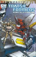 Transformers (2012 IDW) Robots In Disguise 33SUB