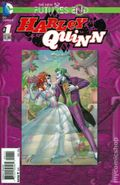 Harley Quinn Futures End (2014) 1A