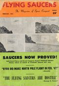 Flying Saucers (1957 Wisco) FS-18