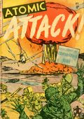 Atomic Attack (1953 Australian Edition) 1