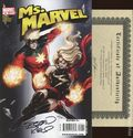 Ms. Marvel (2006 2nd Series) 49DFSIGNED