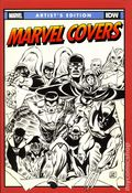 Marvel Covers HC (2014 IDW/Marvel) Artist's Edition 1-1ST