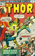 Thor (1962-1996 1st Series) UK Edition 240UK