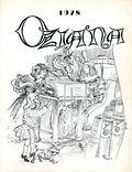 Oziana (1971) Fanzine 8