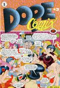 Dope Comix (1978) #3, 1st Printing