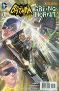 Batman '66 Meets Green Hornet (2014) 5