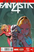 Fantastic Four (2014 5th Series) Annual 1