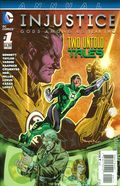 Injustice Gods Among Us Year Two (2013) Annual 1