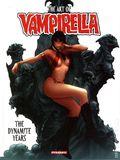 Art of Vampirella: The Dynamite Years HC (2014 Dynamite) 1-1ST