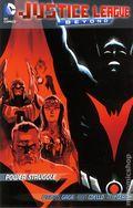 Justice League Beyond 2.0 Power Struggle TPB (2014 DC) 1-1ST
