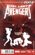 Uncanny Avengers (2012 Marvel Now) 25A