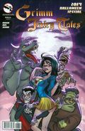 Grimm Fairy Tales Halloween Special (2009) 2014D