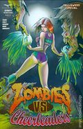 Zombies vs. Cheerleaders Halloween Special (2014) 1A